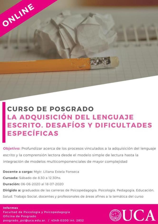 flyer UCA